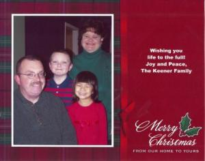 christmascard2009